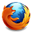 Open a new window to download Mozilla Firefox